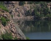 ''Близькі подорожі'' Криворізьке озеро. Колишній гранітний кар'єр