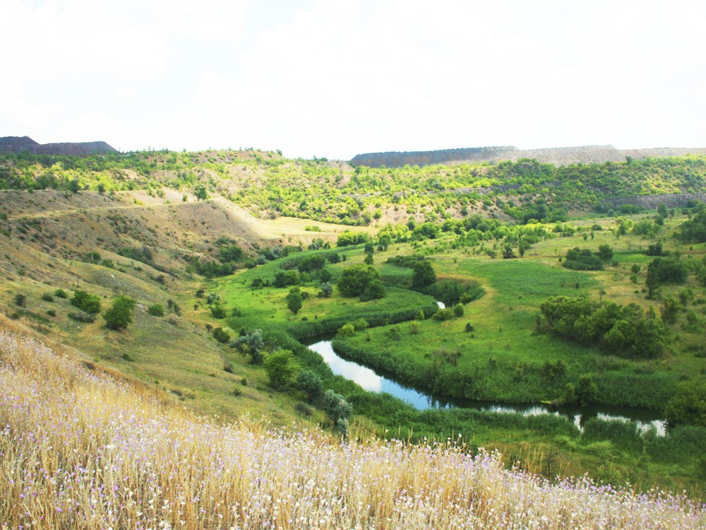 Grand Canyon of Kryvyi Rih